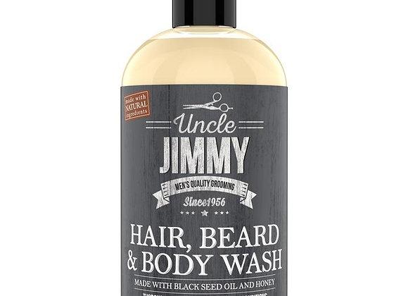 Uncle Jimmy - Hair, Beard & Body Wash