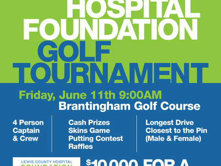 Lewis County Hospital Foundation Golf Tournament