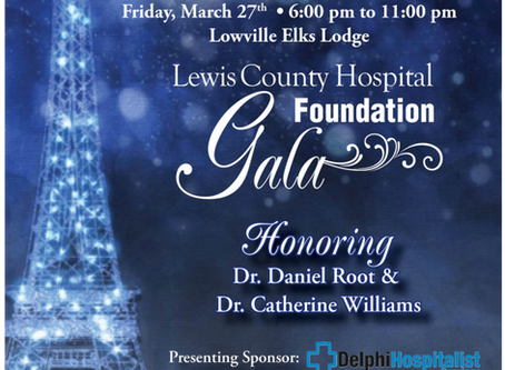 Hospital Foundation Gala Cancelled