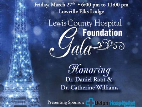 Hospital Foundation Gala Cancelled