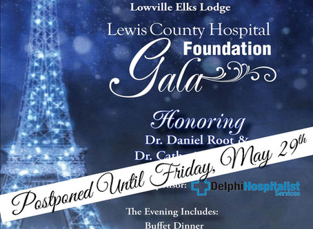 Hospital Foundation Gala Postponed