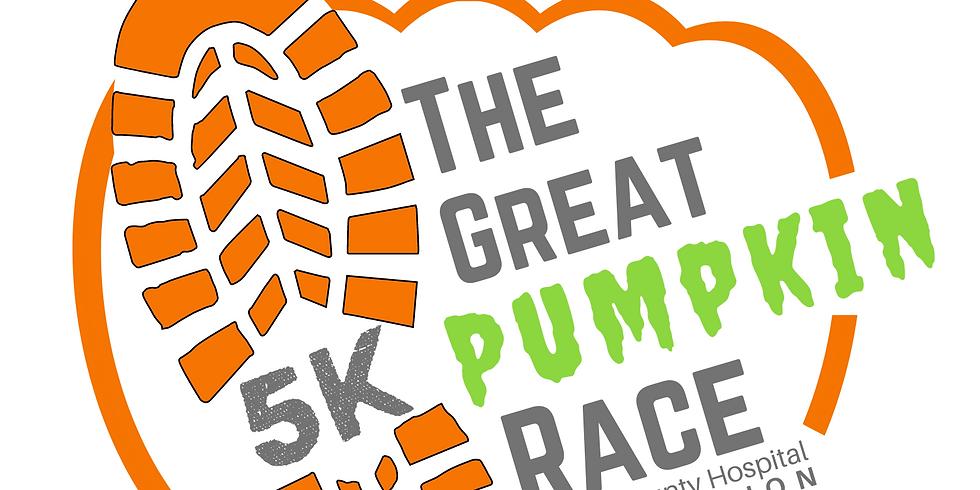 The Great Pumpkin Race