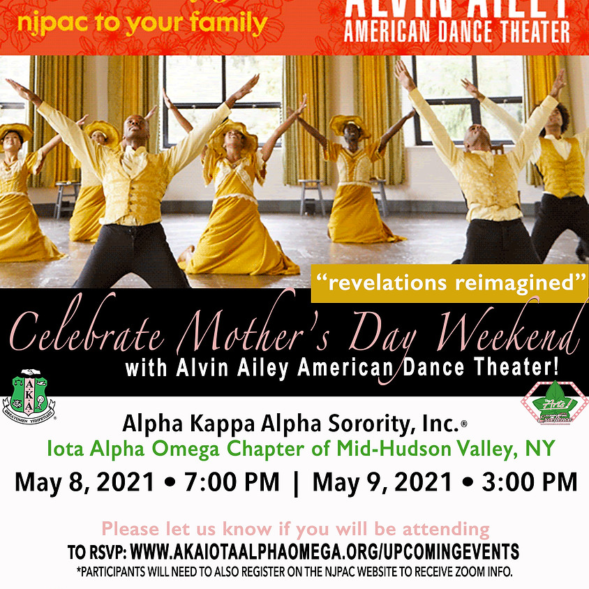 Celebrate Mother's Day Weekend