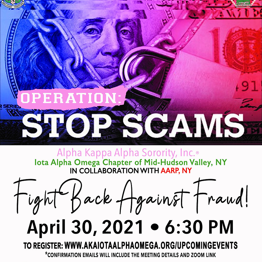 Fraud Protection: Stop the Scams