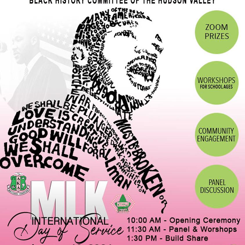 MLK International Day of Service
