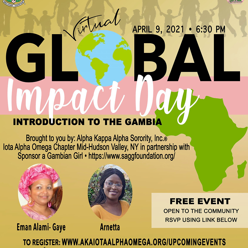 Global Impact Day: Introduction to The Gambia