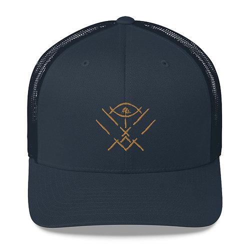 Kiln Gold Trucker Cap