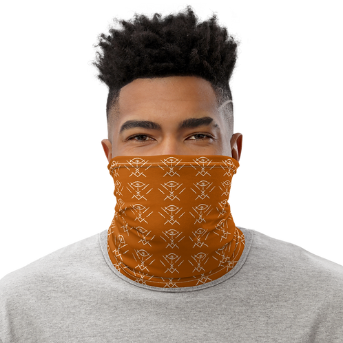 Kiln Neck Gaiter Burnt Orange