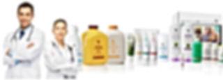 Prodotti Forever Living Products contenenti gel di aloe vera: bevande, creme, saponi, dentifrici e shampoo