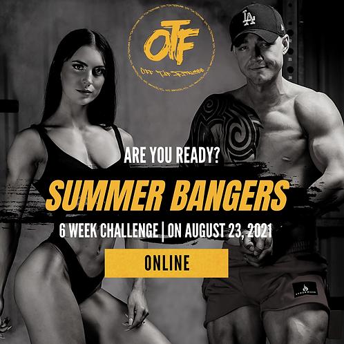 Summer Bangers - 6WK Challenge - Online