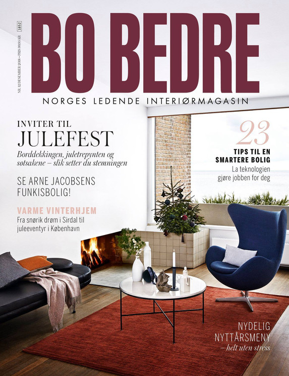 Bo Bedre, Arne Jacobsen