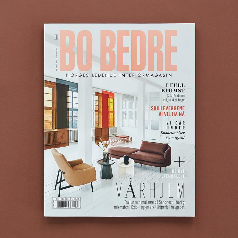 Bo Bedre DK, NO, Scandinavian Living