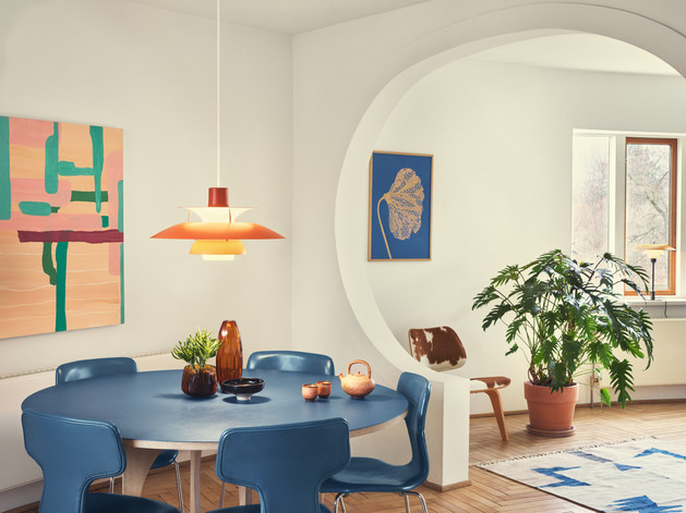 Louis Poulsen Color Bliss series