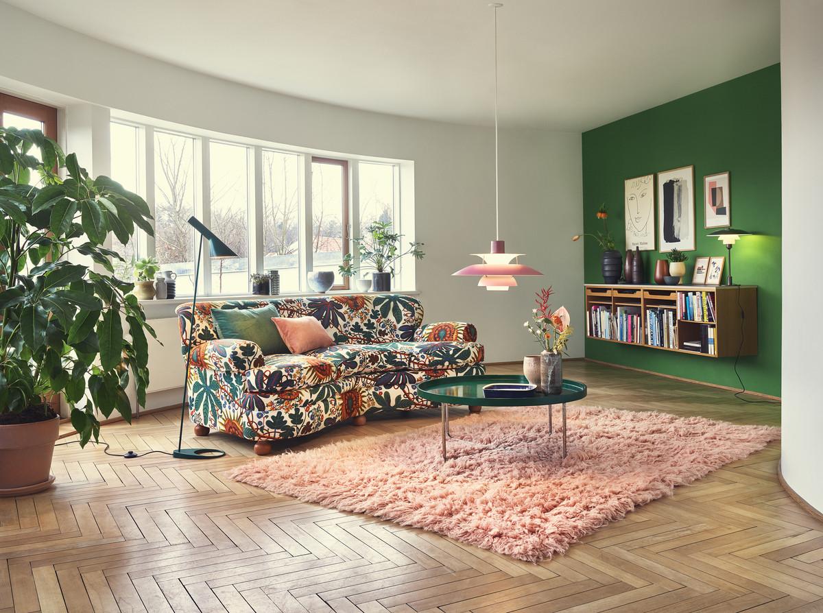 Client Louis Poulsen, Color Bliss series
