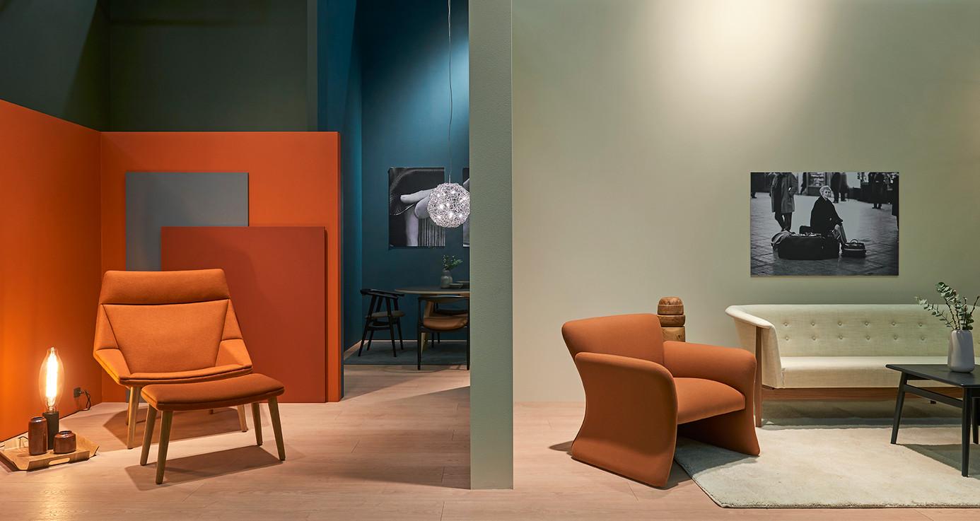 Getama Stockholm Furniture Fair 2018