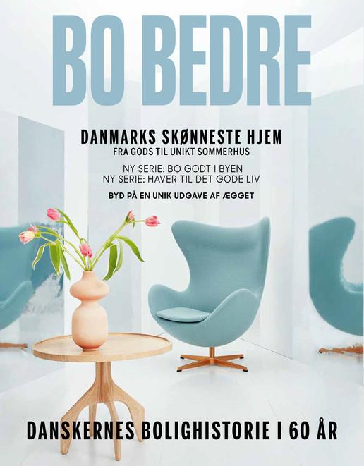 Bo Bedre Cover