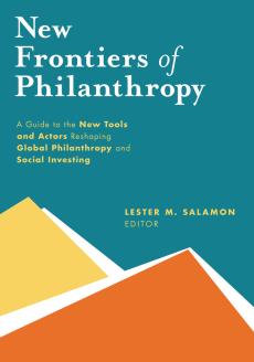 New Frontiers of Philantropy