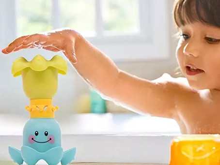 5 Swim skills that your child can learn in the bath!