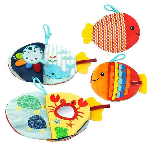 Fish Bath Book
