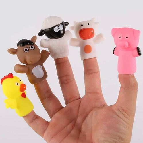 Farm Yard Finger Puppets