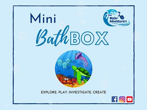 Sensory Mini Bath Box