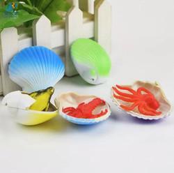 Hatching shells