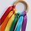 Thumbnail: Rainbow ribbon ring