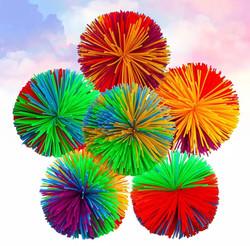 Sensory rainbow balls