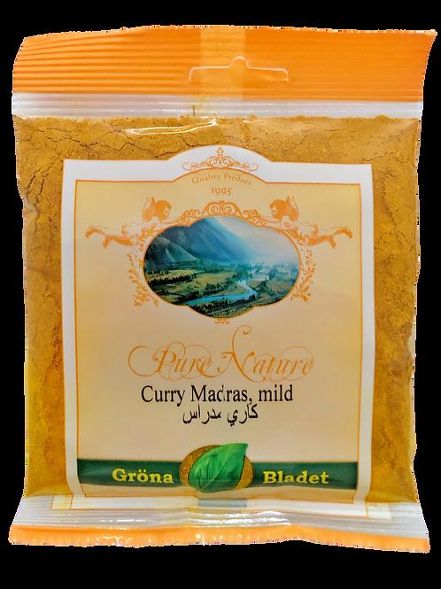 Curry Madras, mild