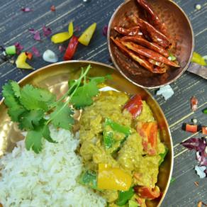 Curry Vindaloo kycklingryta