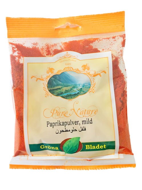 Paprikapulver, mild