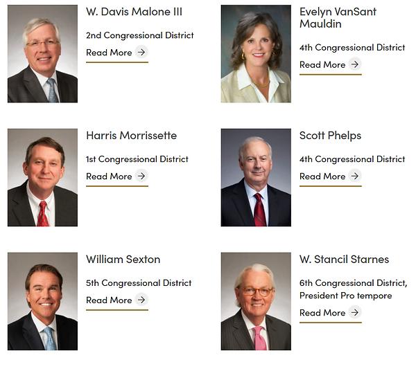 University of Alabama Board of Trustees