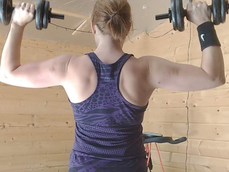Access to hundreds of online workouts? Or inspiring others to keep fit?