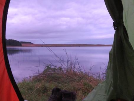 Housebyres Loch Walk