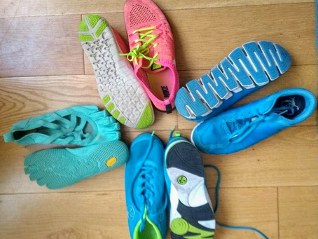Is your footwear up to the job?
