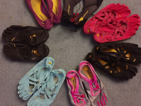 My top tips for Vibram FiveFingers