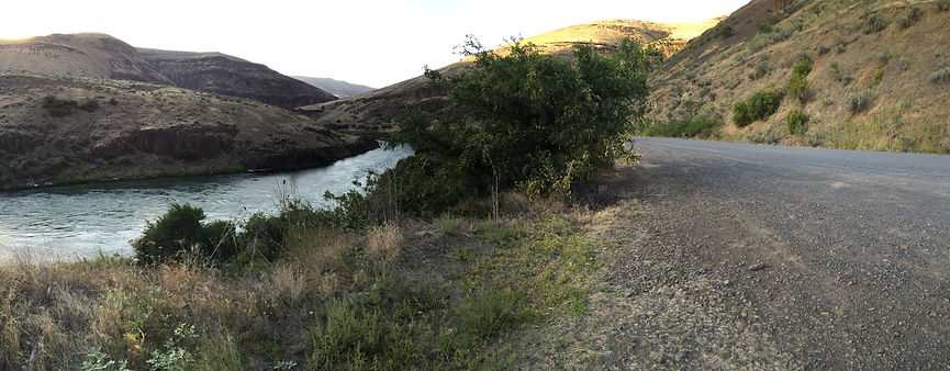 Deschutes River-Buck Hollow