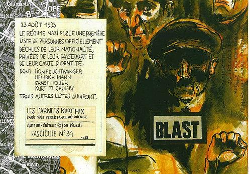 Les Carnets Kurt Hix - Fascicule 34 (eBook)
