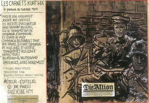 Les Carnets Kurt Hix - Fascicule 1 (eBook)