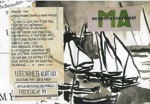 Les Carnets Kurt Hix - Fascicule 39 (eBook)