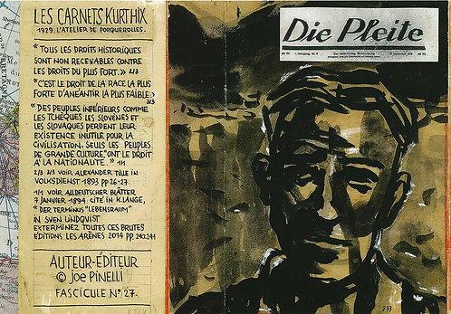 Les Carnets Kurt Hix - Fascicule 27 (eBook)