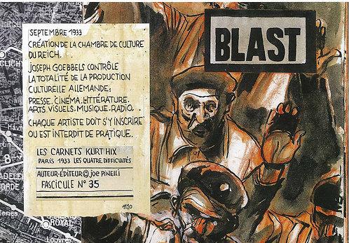 Les Carnets Kurt Hix - Fascicule 35 (eBook)