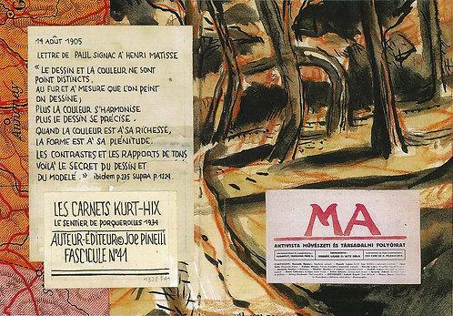 Les Carnets Kurt Hix - Fascicule 41 (eBook)
