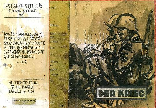 Les Carnets Kurt Hix - Fascicule 4 (eBook)