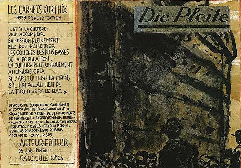 Les Carnets Kurt Hix - Fascicule 23 (eBook)