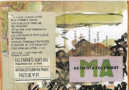 Les Carnets Kurt Hix - Fascicule 37 (eBook)