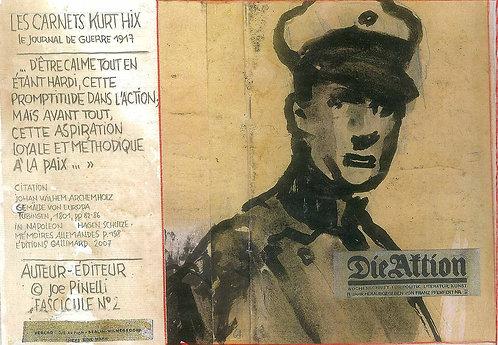 Les Carnets Kurt Hix - Fascicule 2 (eBook)