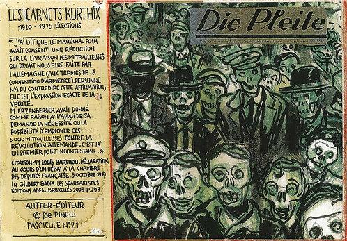 Les Carnets Kurt Hix - Fascicule 21 (eBook)