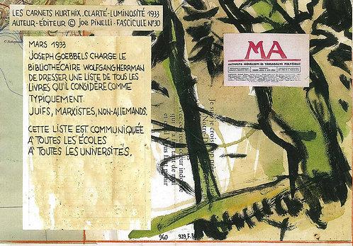 Les Carnets Kurt Hix - Fascicule 30 (eBook)
