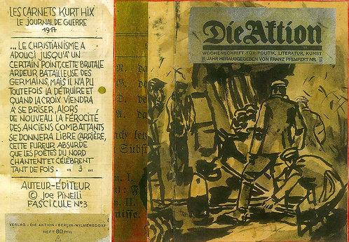 Les Carnets Kurt Hix - Fascicule 3 (eBook)